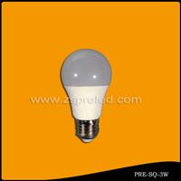 2016新款LED球泡 3W 厂家直销 厂家批发