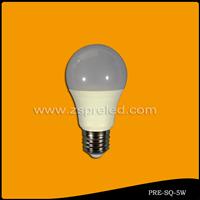 2016上新LED球泡 5W 厂家直销 厂家批发